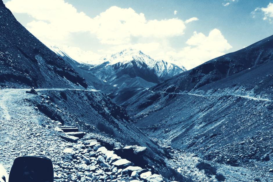 Photo of Pamir Highway en-route Bulunkul, Tajikistan