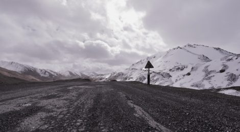 Photo of near Kyzyl Art Pass, Tajikistan