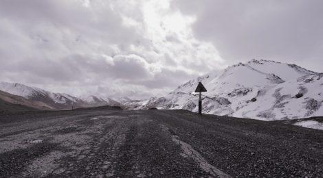 Photo of near Kyzyl Art Pass, Tajikistan
